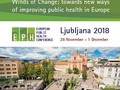 11th European Public Health Conference 2018 – Ljubljana, Slo...